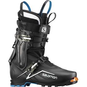 Salomon X-Alp Explore Alpine Boots Black/White/Transcend Blue